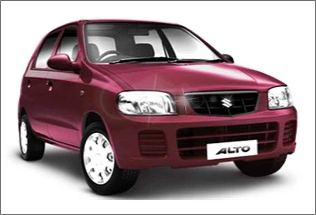 New Maruti Alto with K-series engine Bharat stage IV
