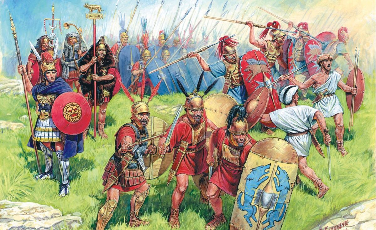 This article will take a look at how Roman battle techniques such as the maniple helped expand its empire.