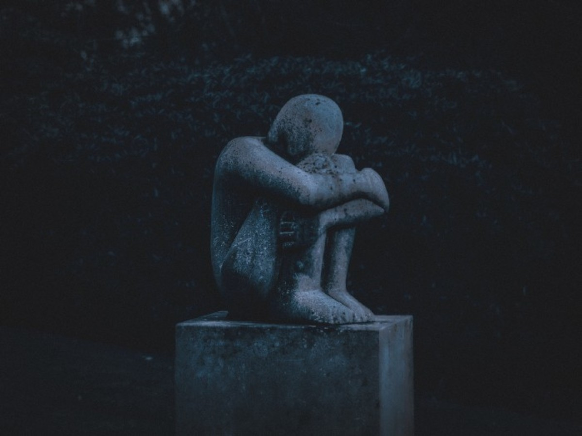 Quarantine Depression: A Poem