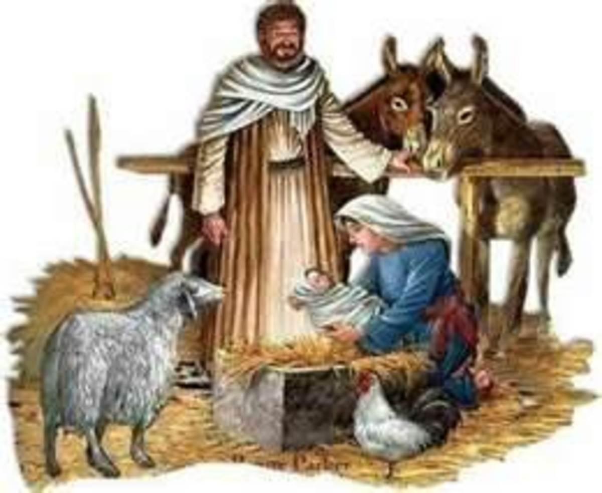 Nativity Clip A...