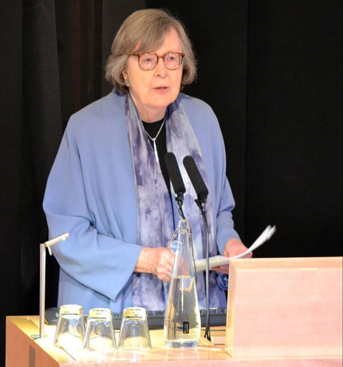 Penelope Lively, aged 80