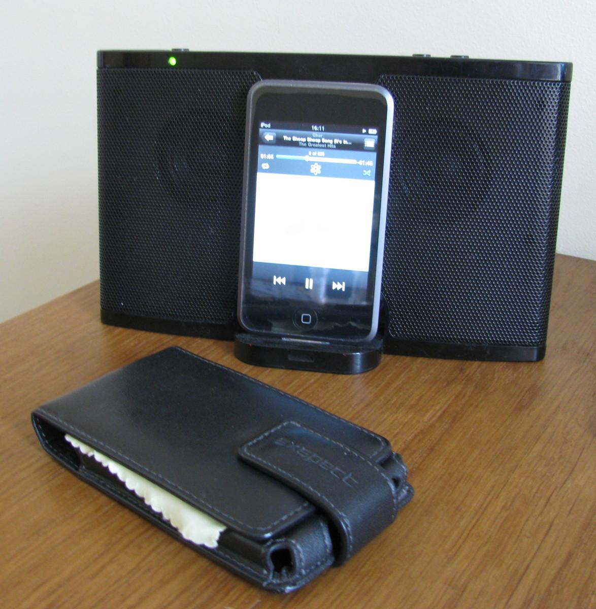 Love my iPod!