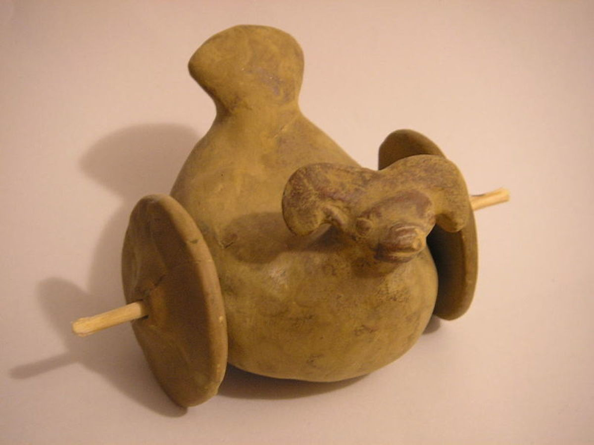 Ancient Toys - Toys used in Indus Valley Civilization