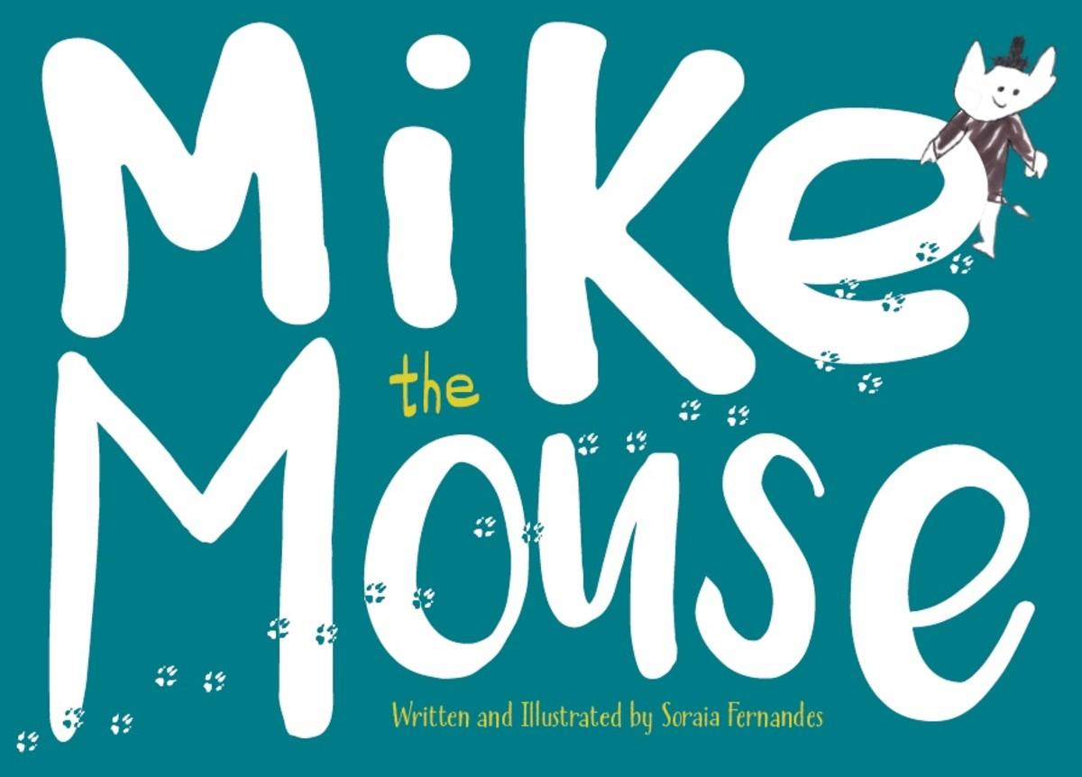 'Mike the Mouse' Book Review: A Story for Children by a 7-Year Old