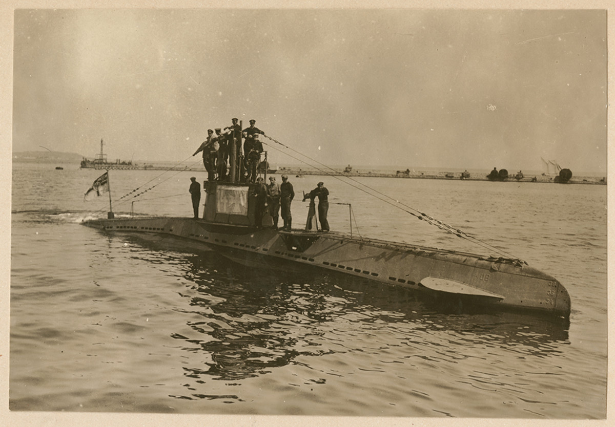 U-boat WW1
