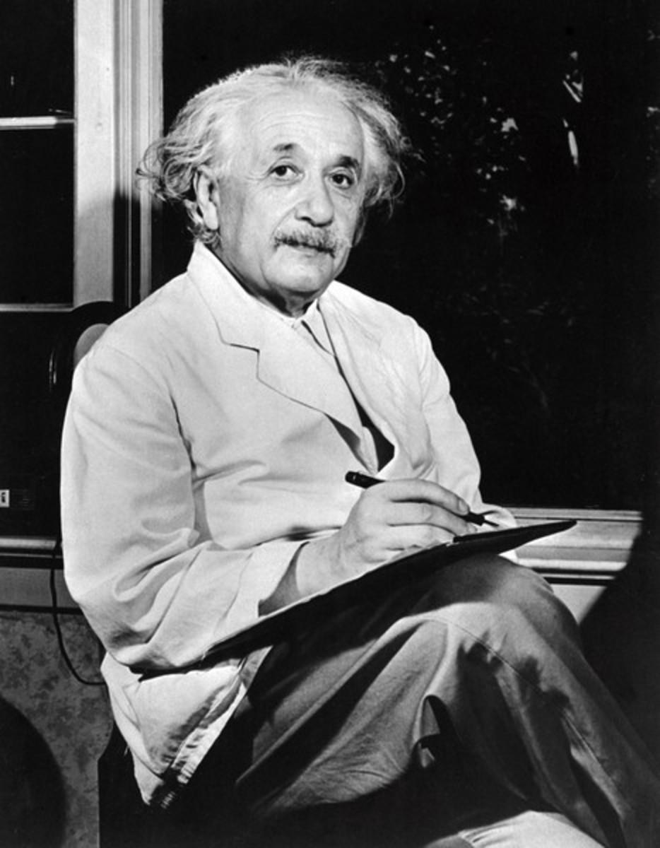 Albert Einstein Physicist