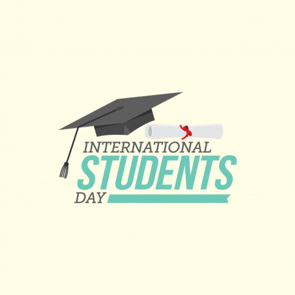 Happy International Students Day!