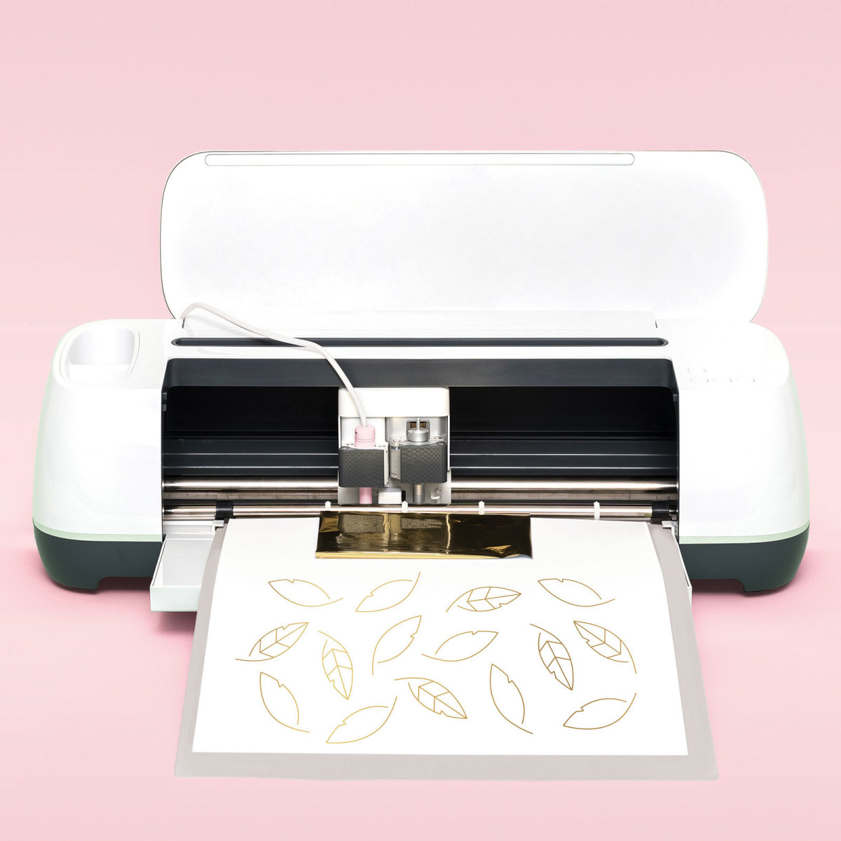 Foil Quill setup is easy with the Cricut