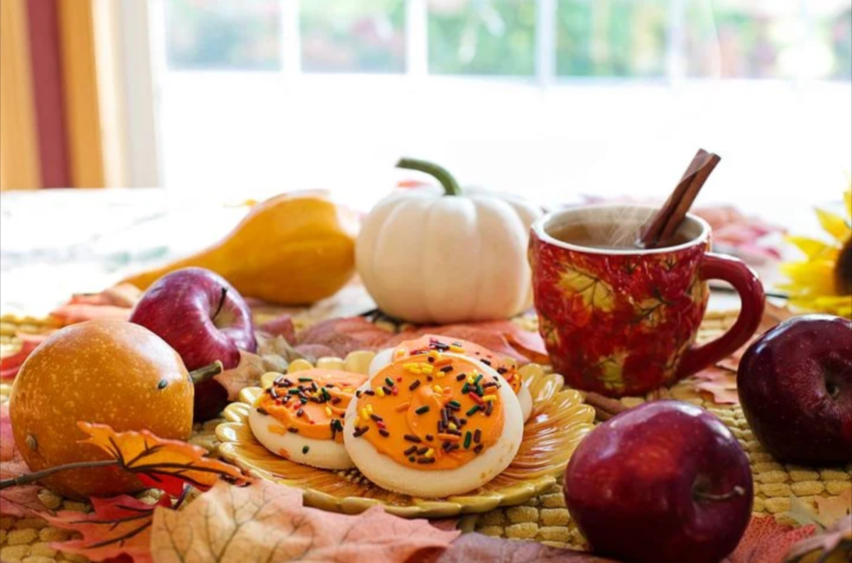 Since cider is so readily available in the autumn months, it's easy to have the ingredients needed to make spiced cider, or wassail.