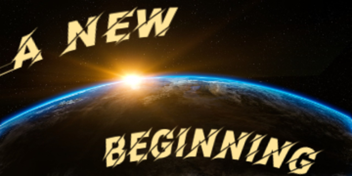 Poem: A New Beginning