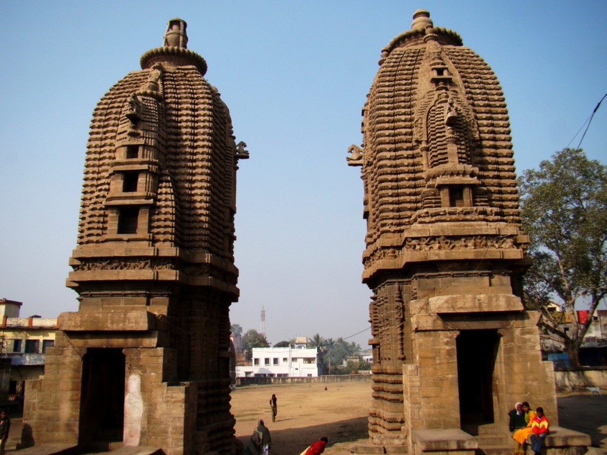 Barakar Temples : neglected Gems