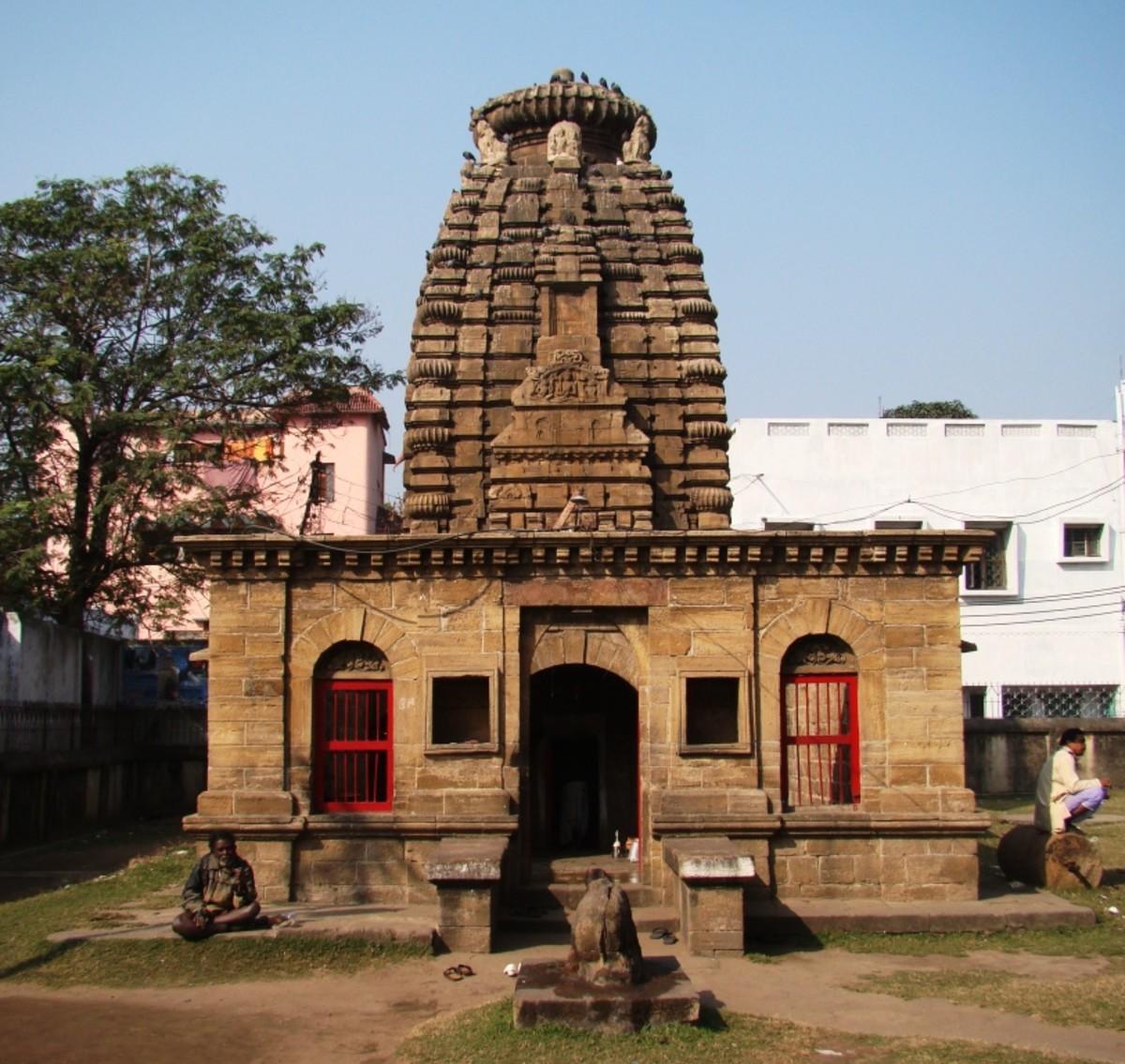 Temple no. 4