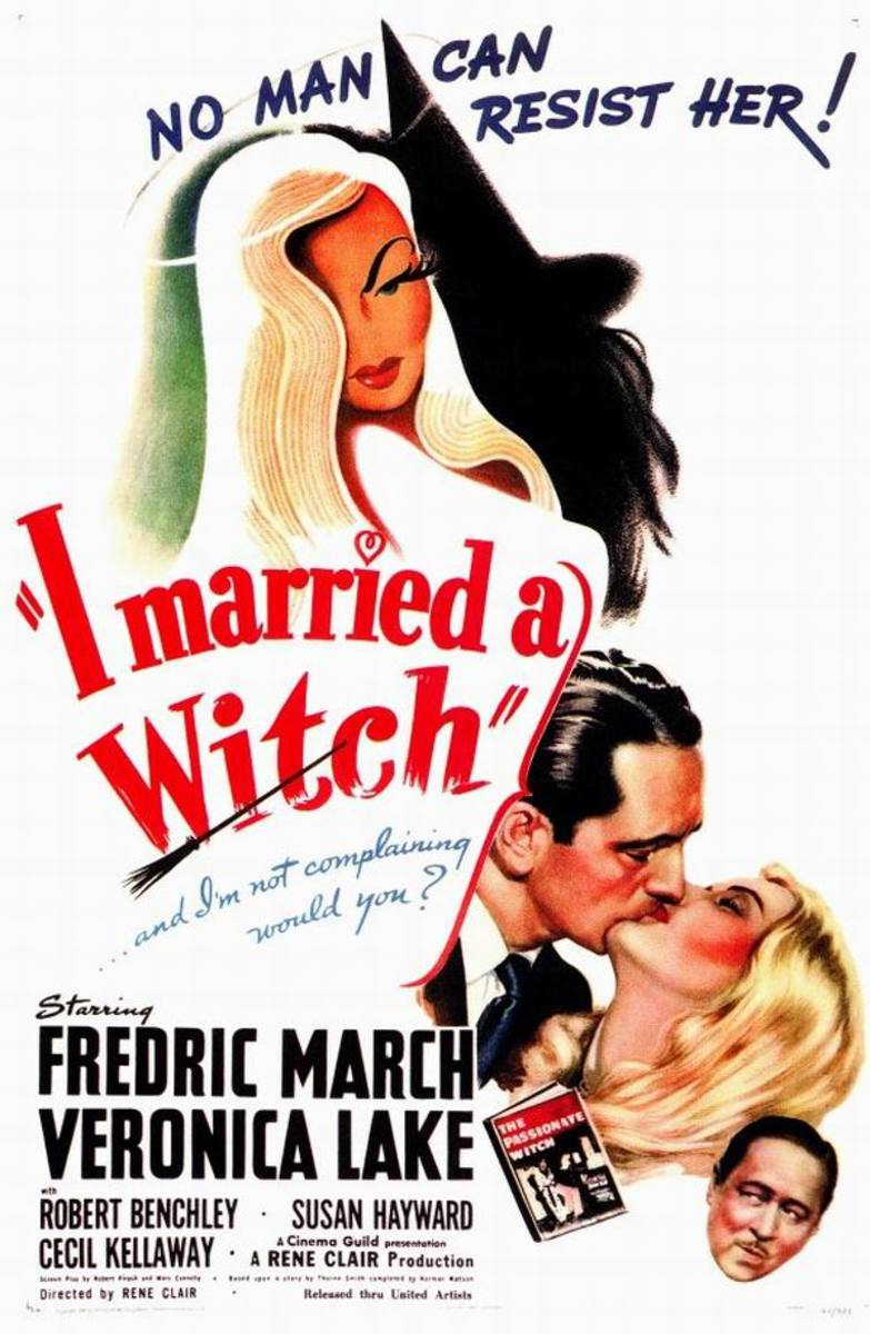I Married a Witch (1941)