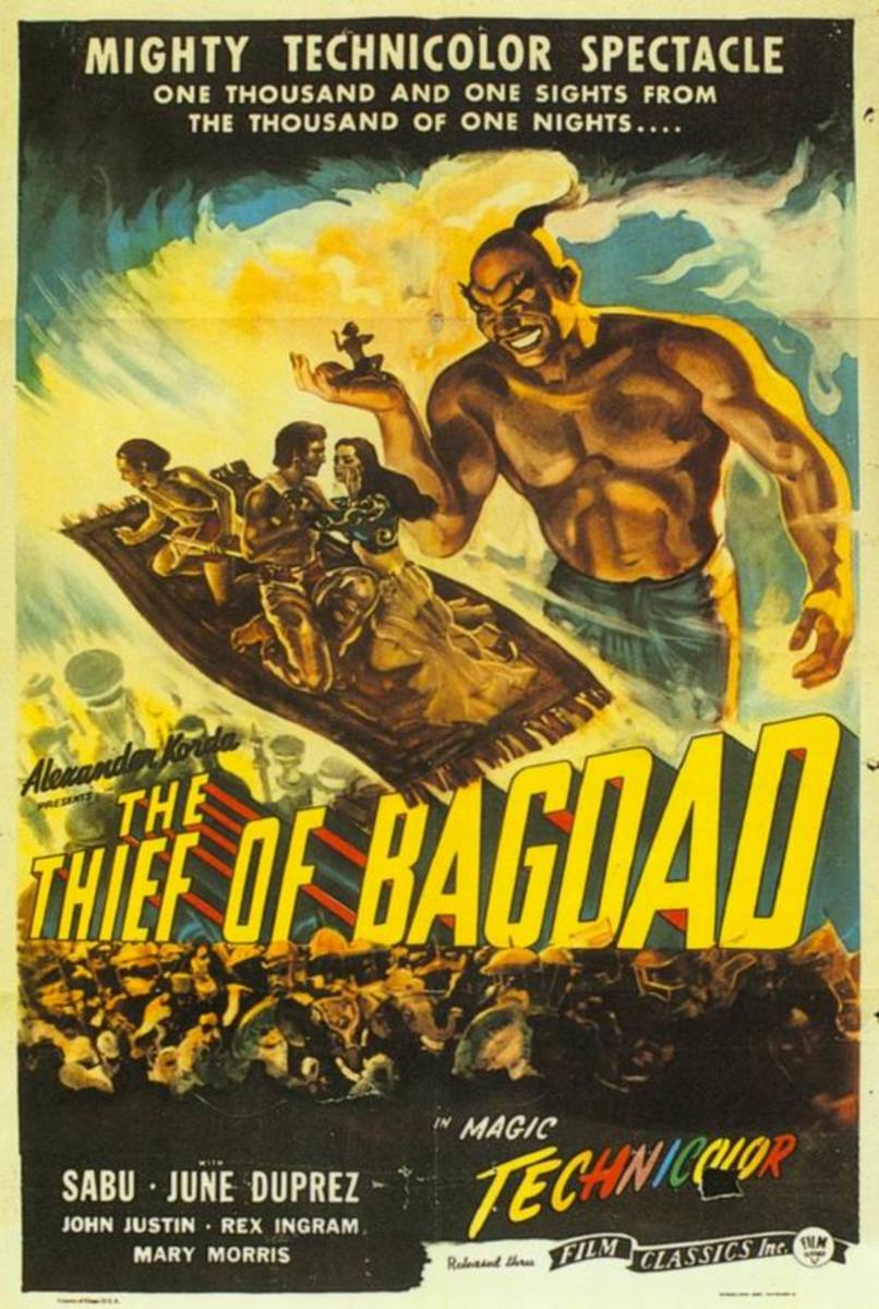 The Thief of Baghdad (1940)
