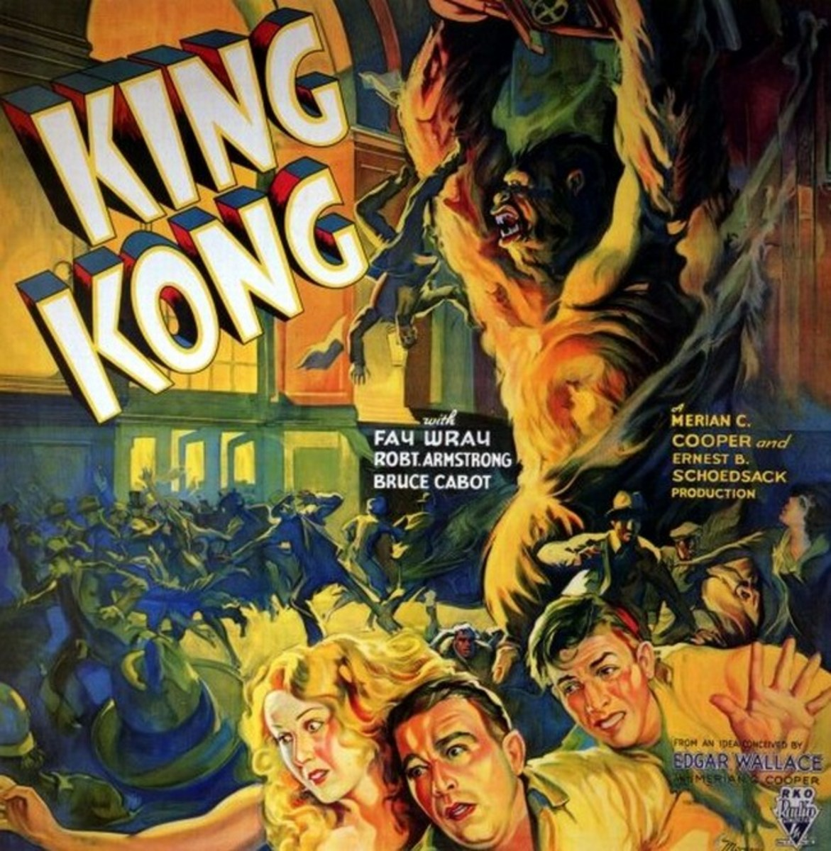 Fantasy 1930-1949 - 100 Years of Movie Posters - 32