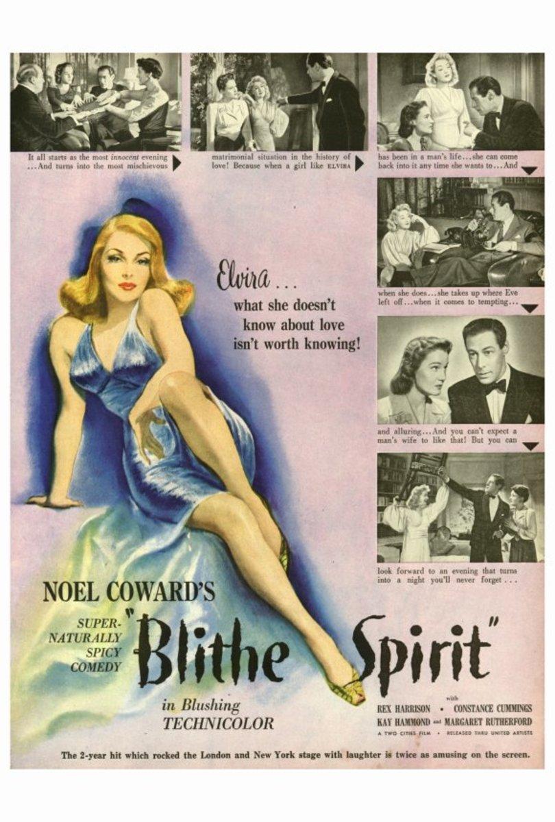 Blithe Spirit (1946)