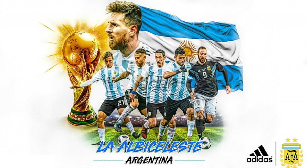 Argentina & FIFA World Cup Finals History