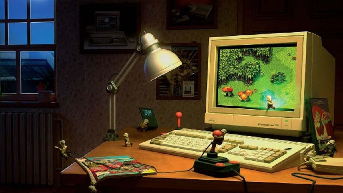 The 'Next Gen' Amiga.