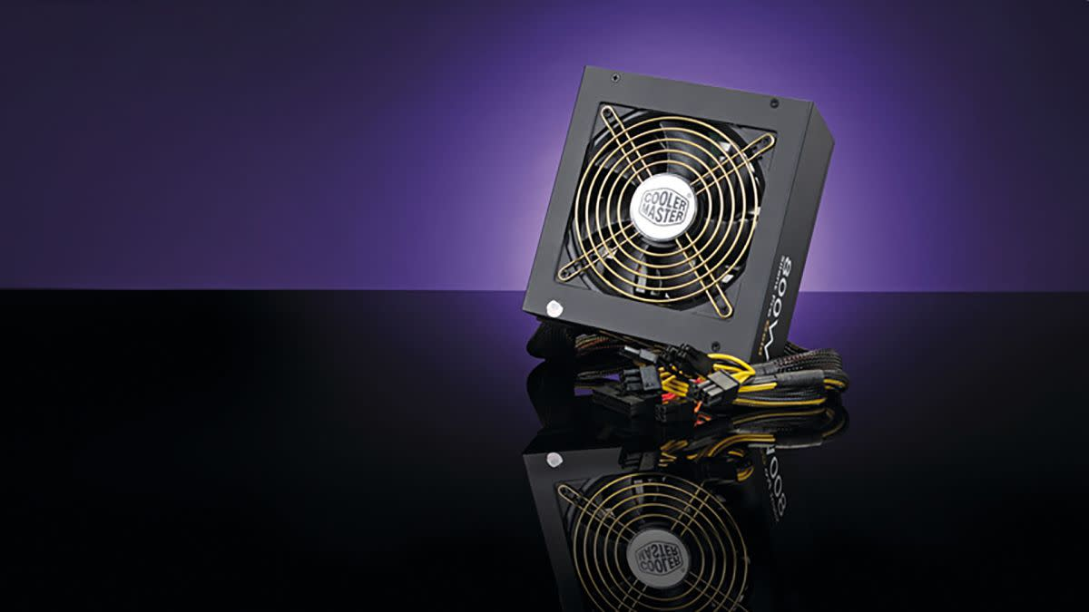 Cooler Master makes quality power supplies.