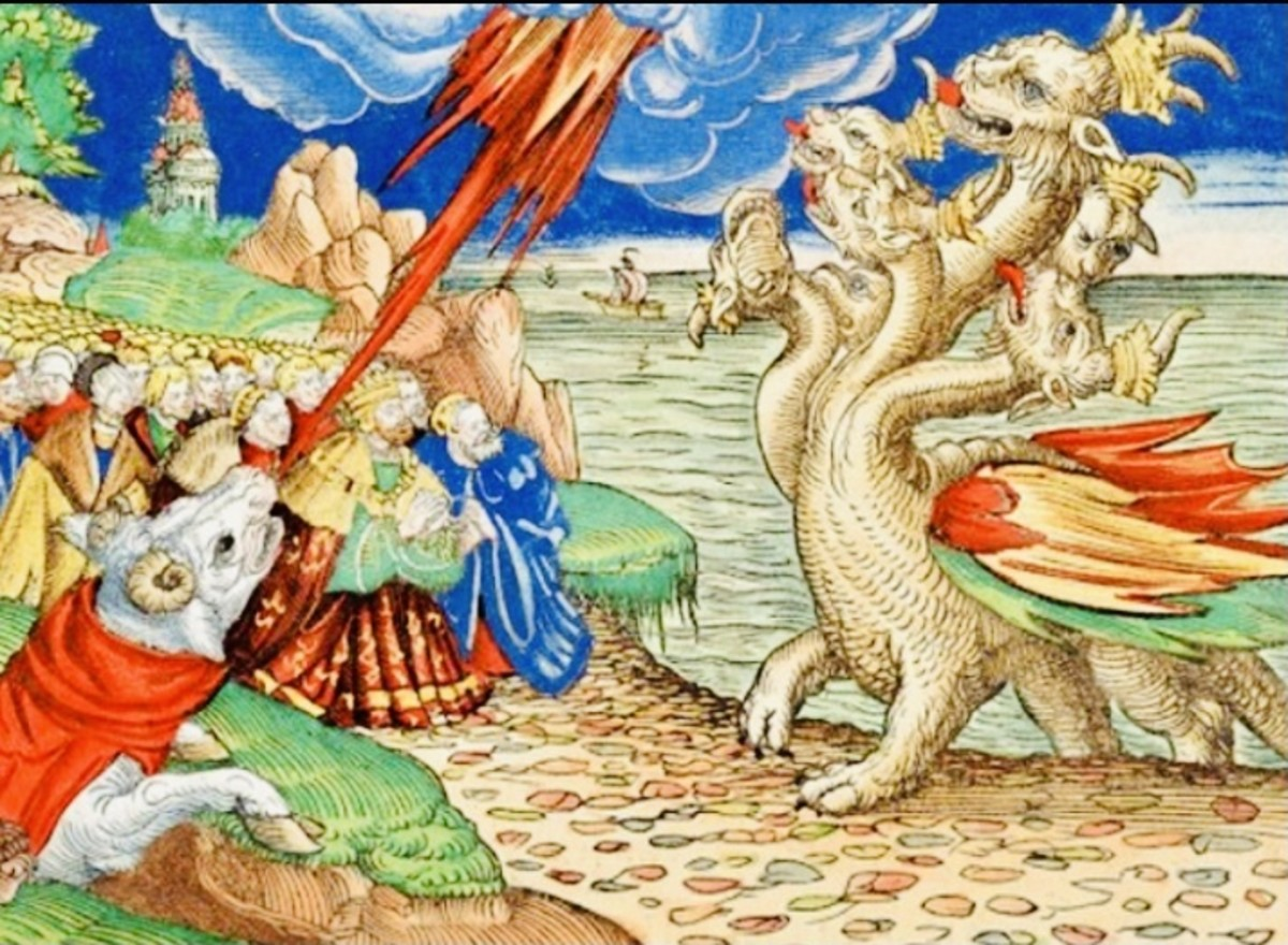 Searching Beyond the Seven-Eyed Lambs and Ten-Horned Dragons