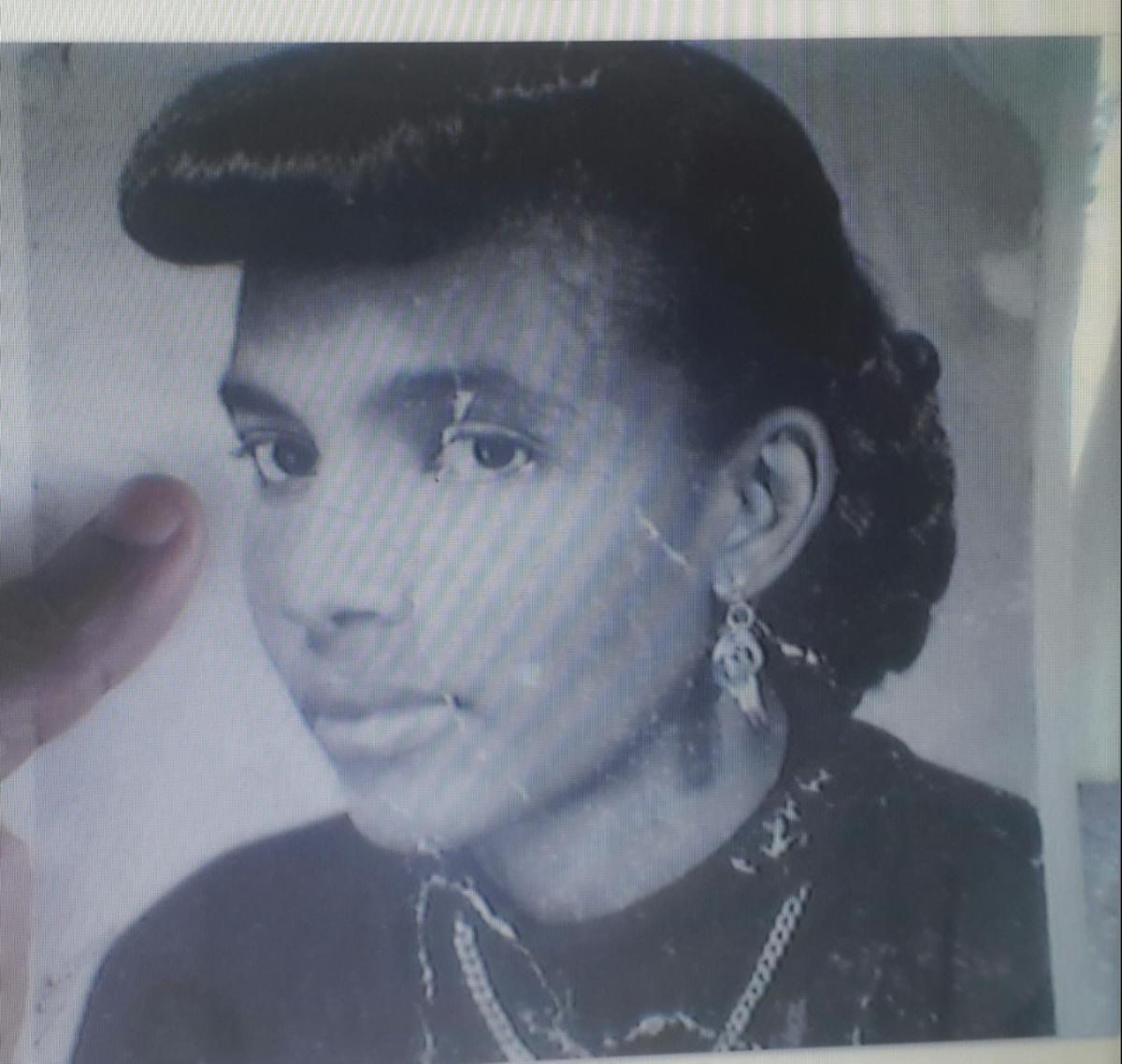 Granny back in the 1950's