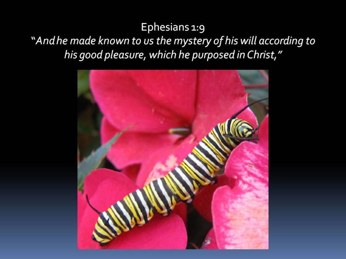 Ephesians 1:9