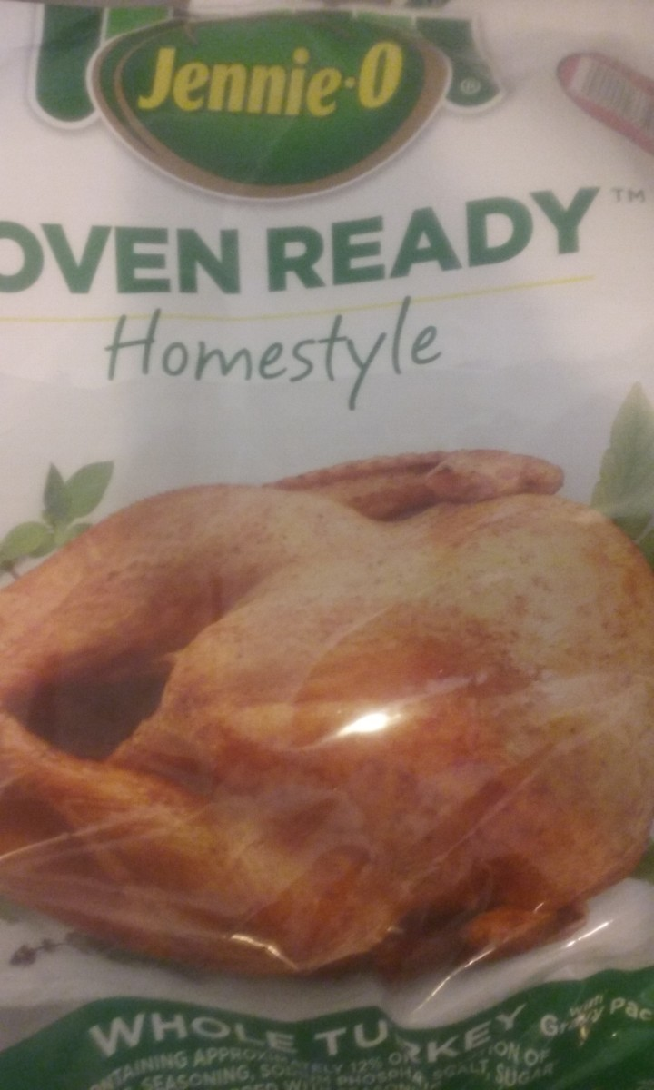 Product Review : JENNIE-O OVEN READY WHOLE TURKEY HOMESTYLE