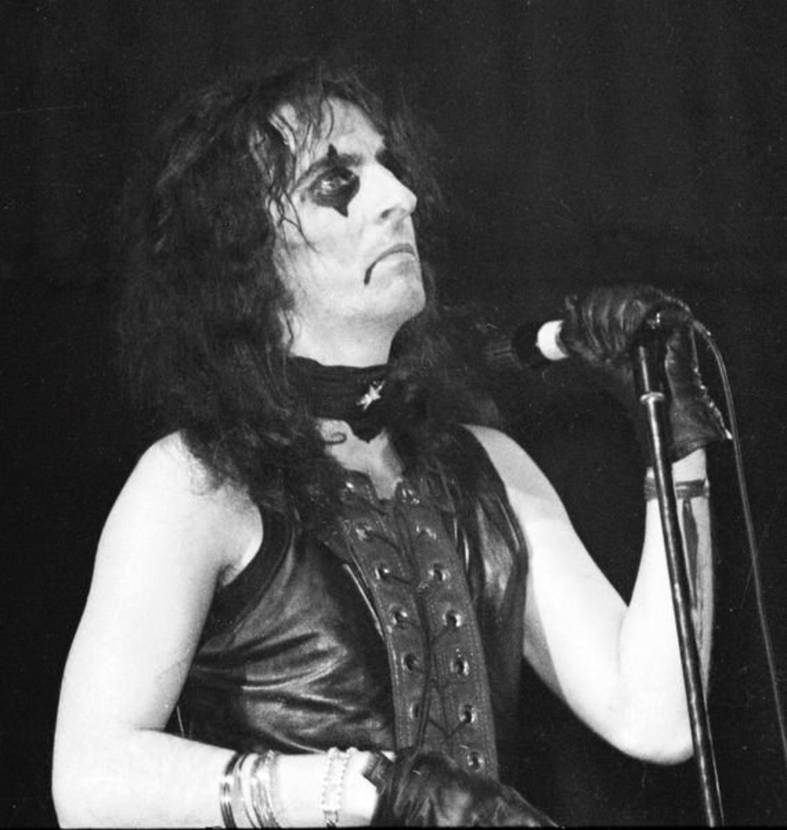 Alice Cooper's Cover Of a Lou Reed Song Could Be Easily Expanded