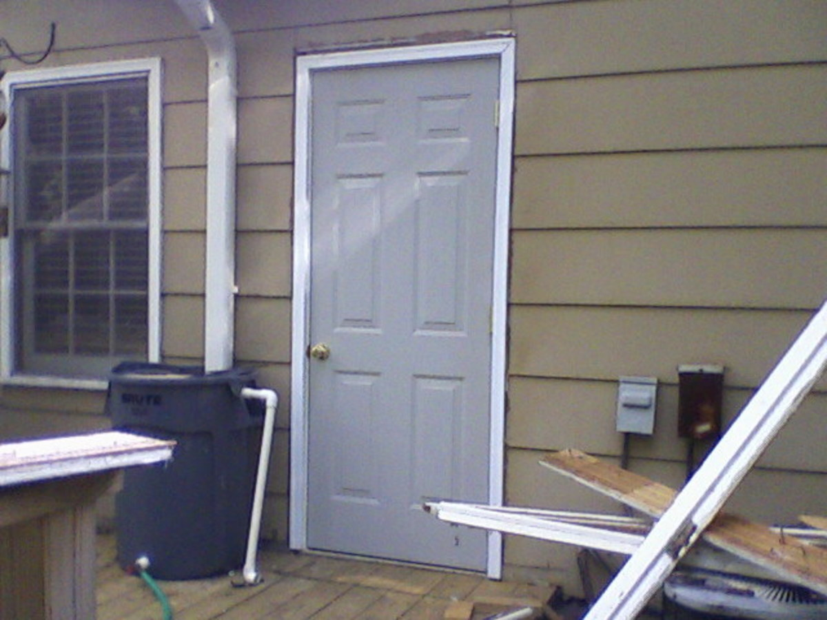 Exterior Doors How Not To Install Them Dengarden