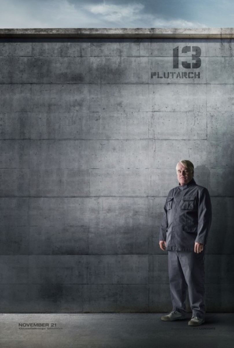 The Hunger Games: Mockingjay Part 1 (2014) Movie Review