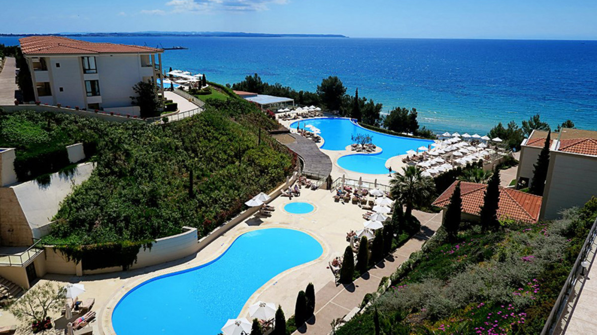 Ikos Resorts, Greece