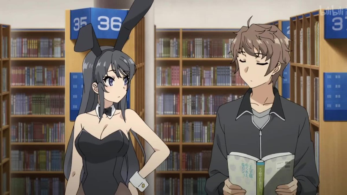 Seishun Buta Yarou wa Bunny Girl Senpai no Yume wo Minai (Rascal Does Not Dream of Bunny Girl Senpai)