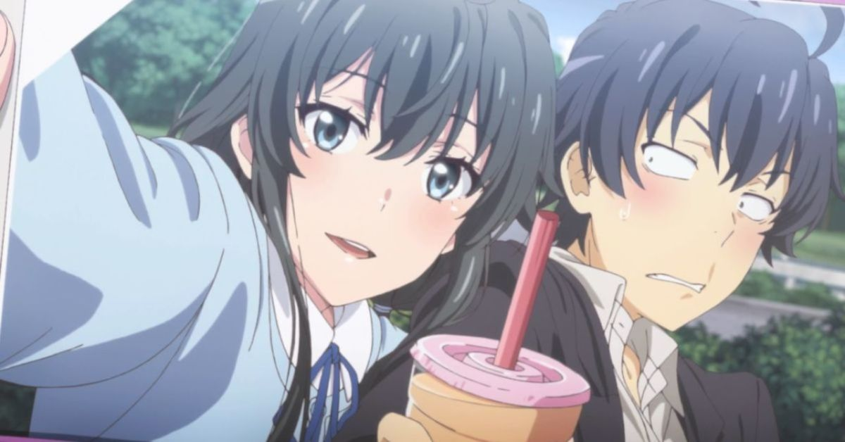 Yahari Ore no Seishun Love Comedy wa Machigatteiru (My Teen Romantic Comedy SNAFU)