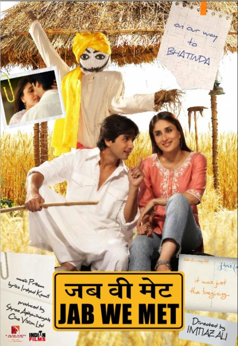 Jab we met movie - Kareena and Shahid Kapoor