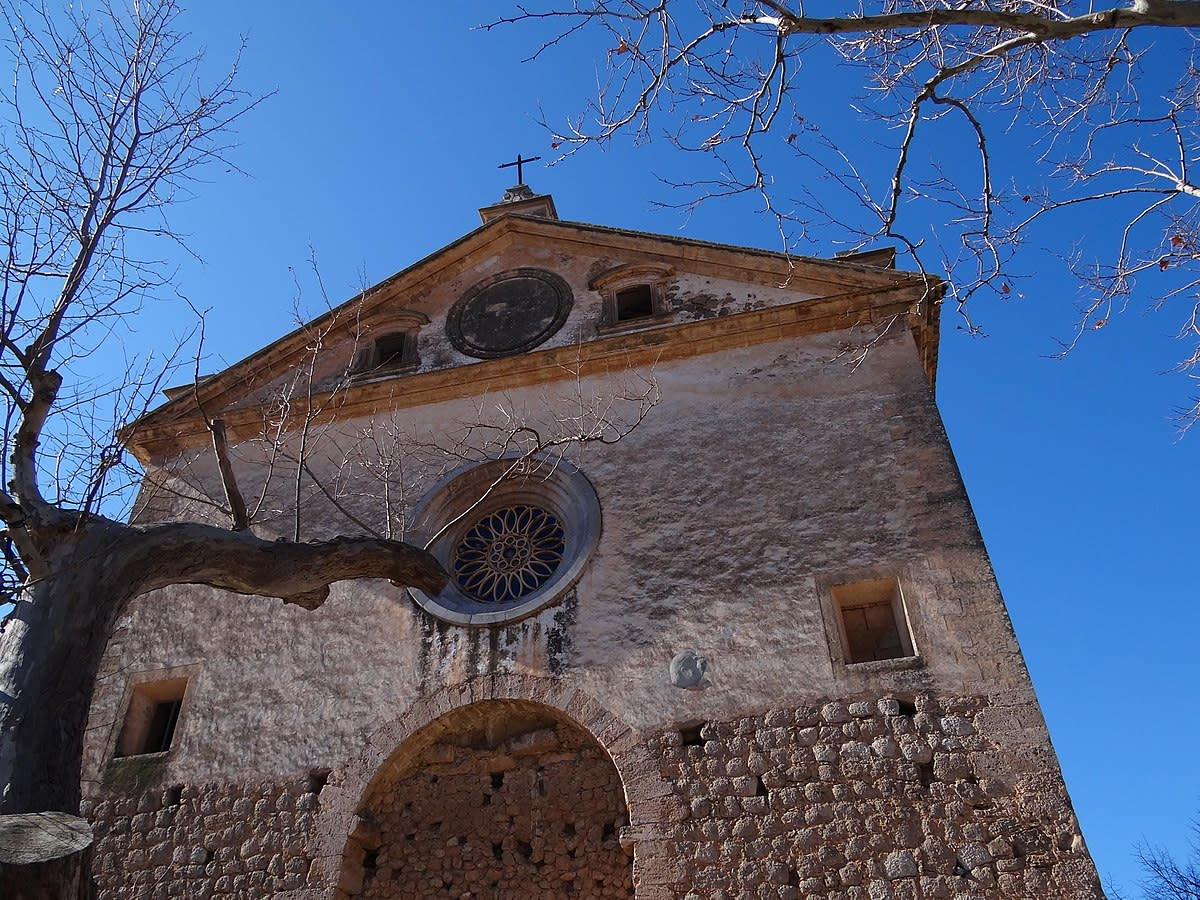 Outside view of the Carthusian Monastery