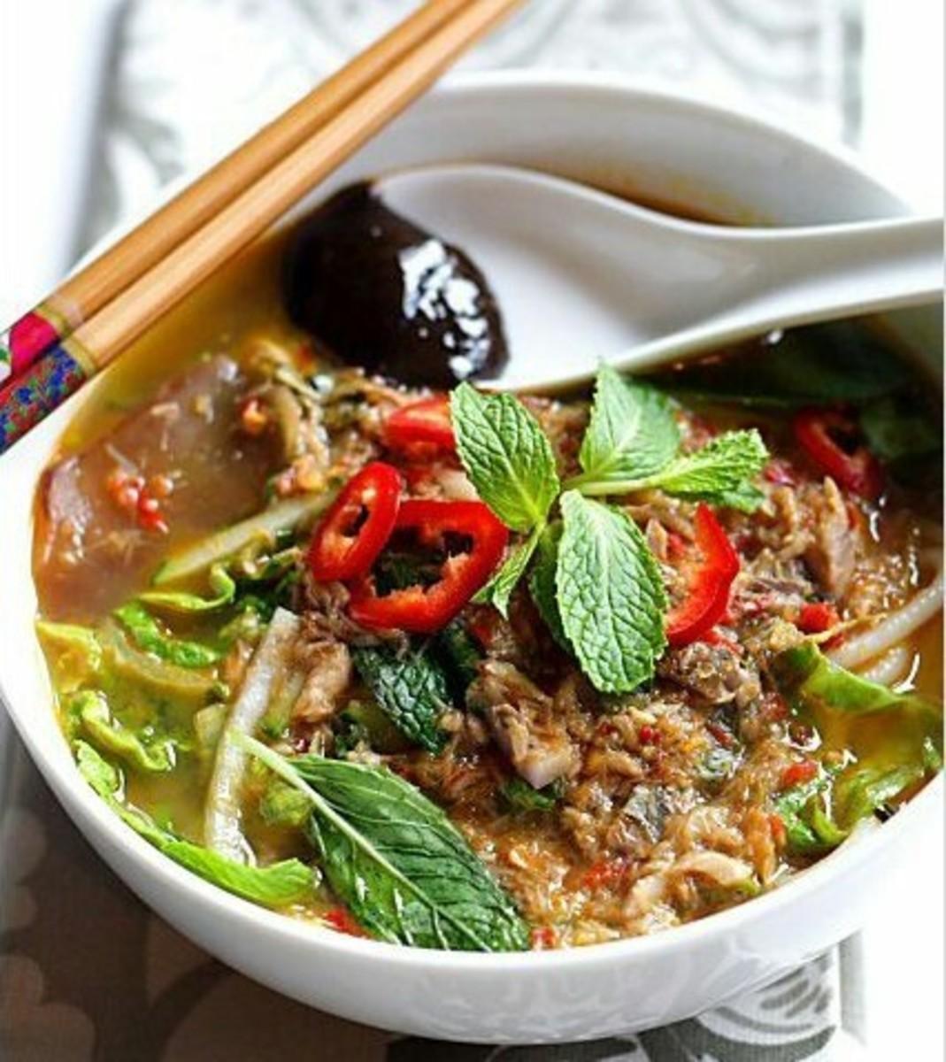 Top 10 Asian Countries Signature Cuisines