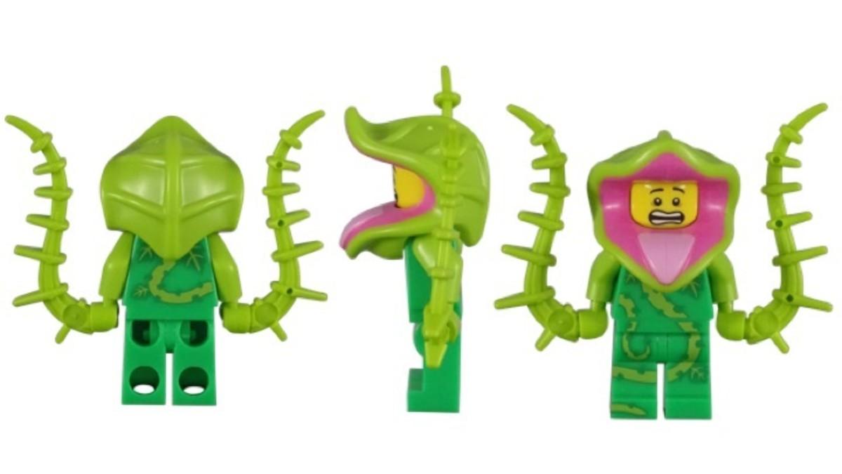 LEGO Plant Monster Minifigure 71010-5