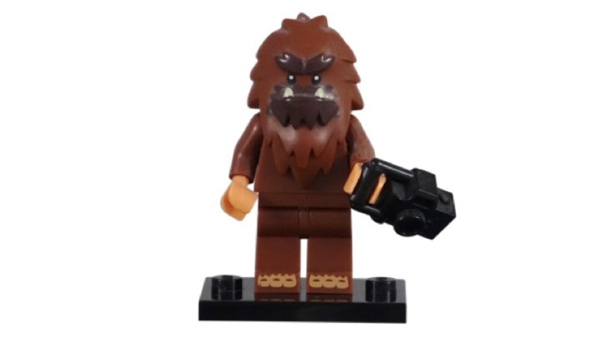 LEGO Minifigure Series 14 Square Foot
