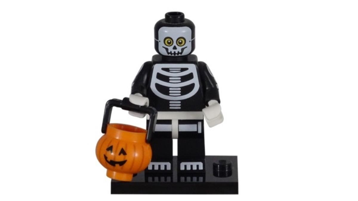 LEGO Minifigure Series 14 Skeleton Guy