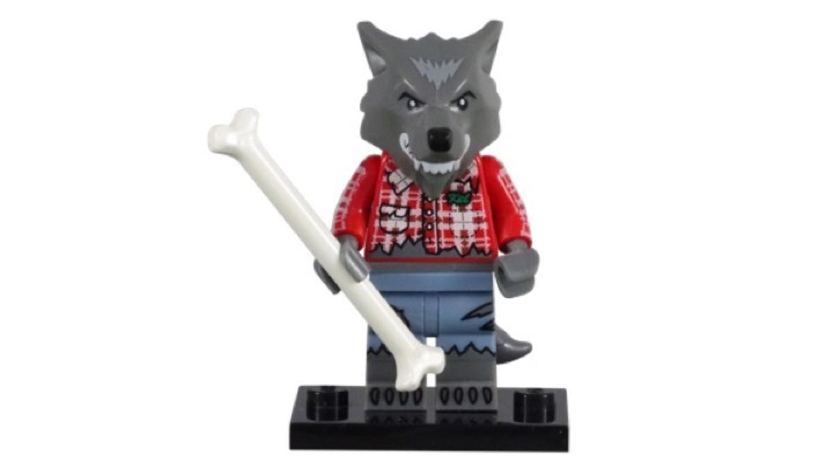 LEGO Minifigure Series 14 Werewolf