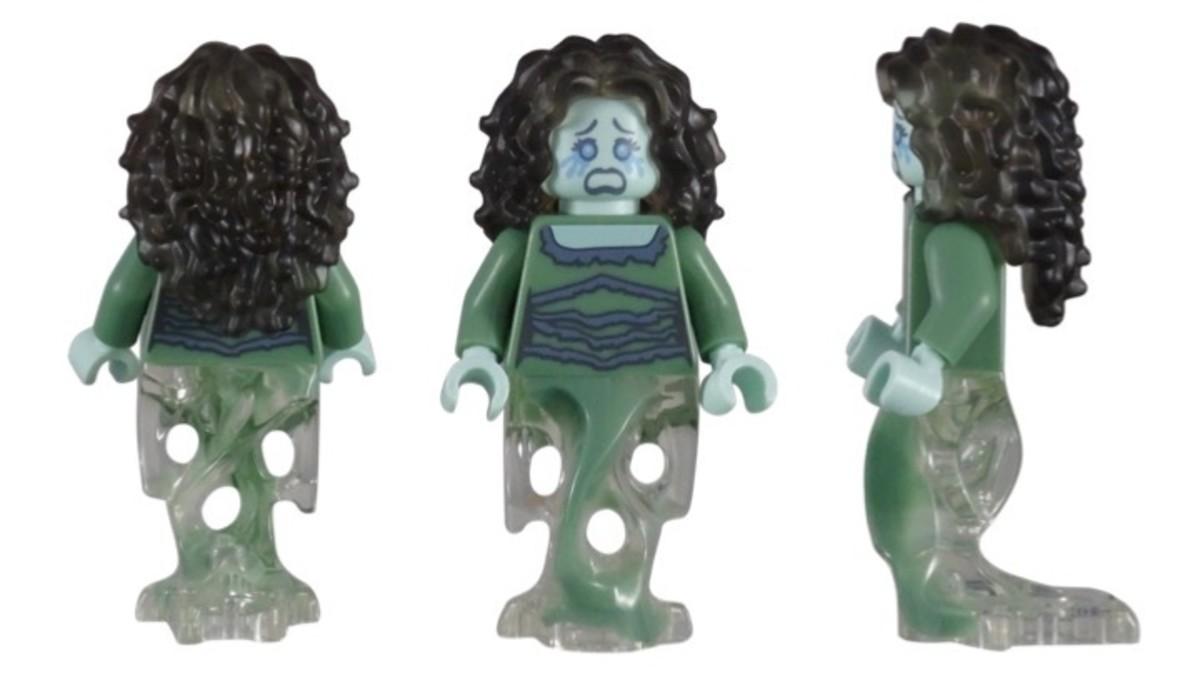 LEGO Banshee Minifigure 71010-14