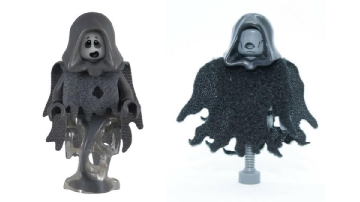 LEGO Spectre Vs Dementor Minifigure