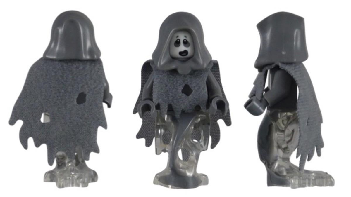 LEGO Spectre Minifigure 71010-7