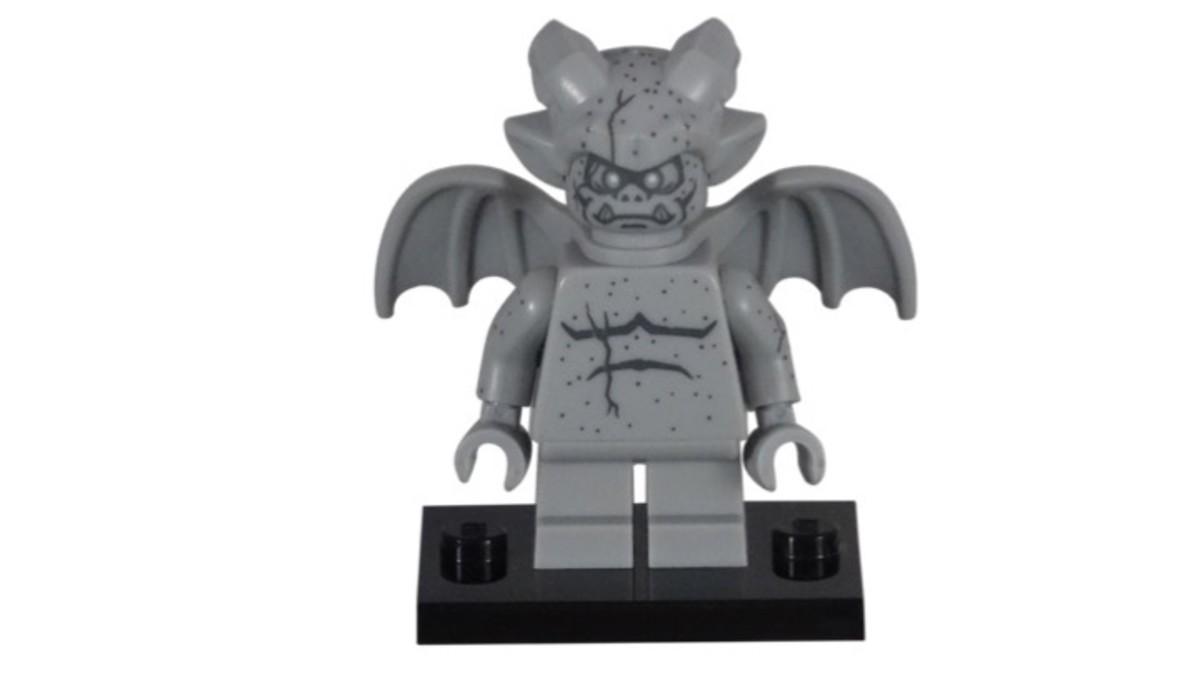 LEGO Minifigure Series 14 Gargoyle