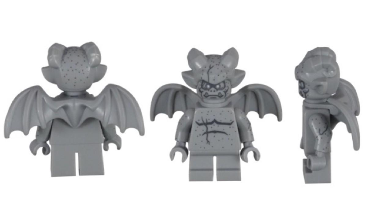 LEGO Gargoyle Minifigure 71010-10