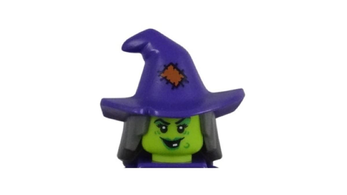 LEGO Wacky Witch Head