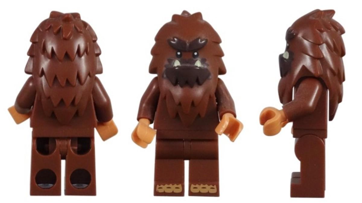 LEGO Square Foot Minifigure 71010-15