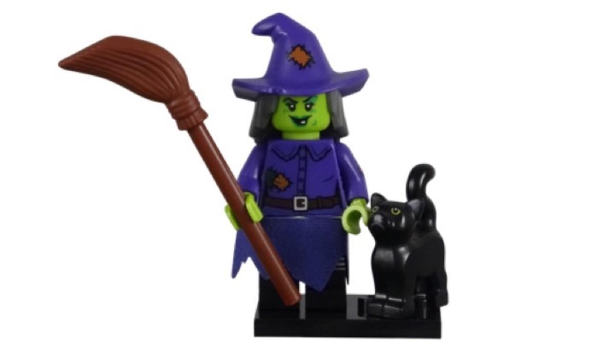 LEGO Minifigure Series 14 Wacky Witch