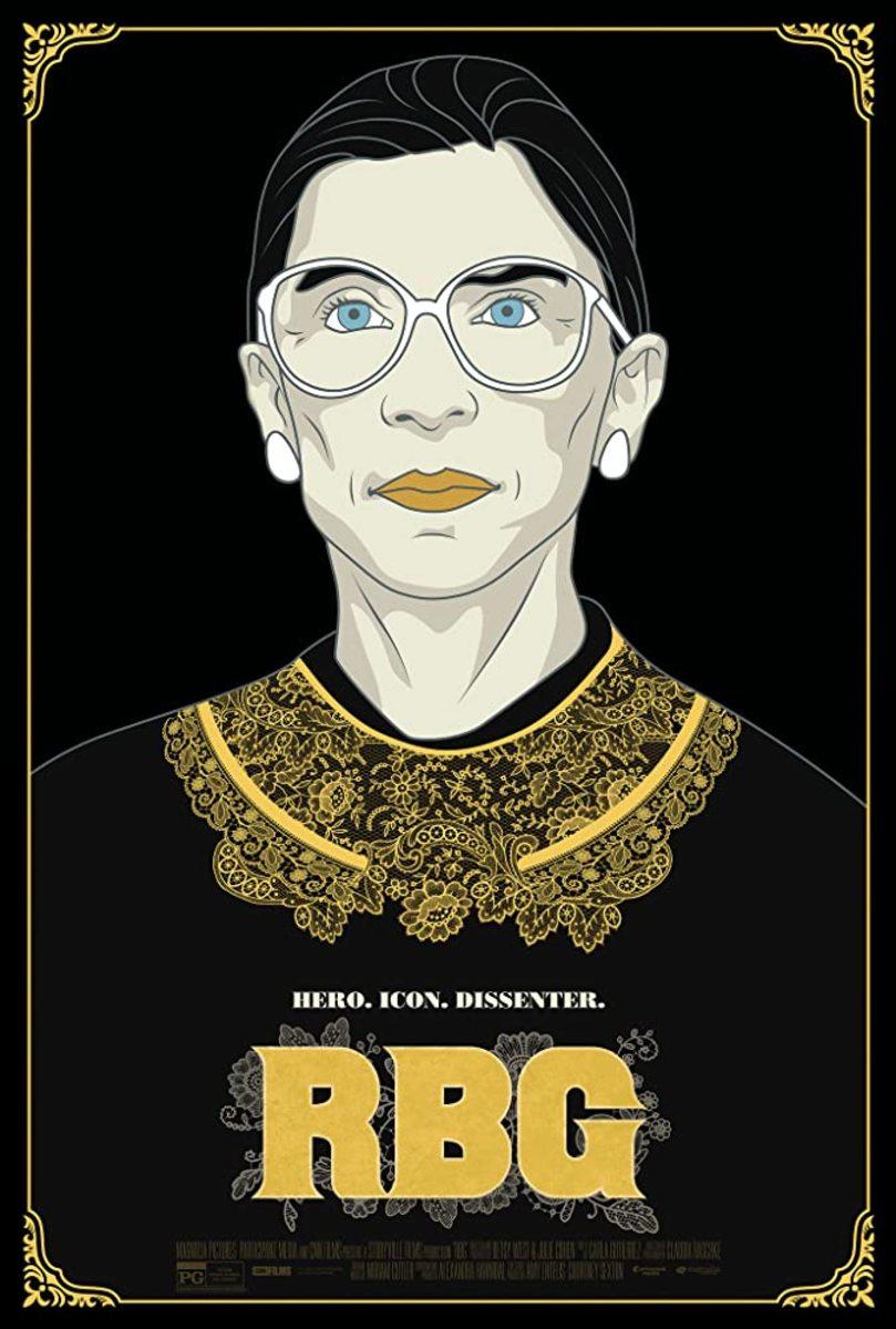 Order In Her Court: RBG