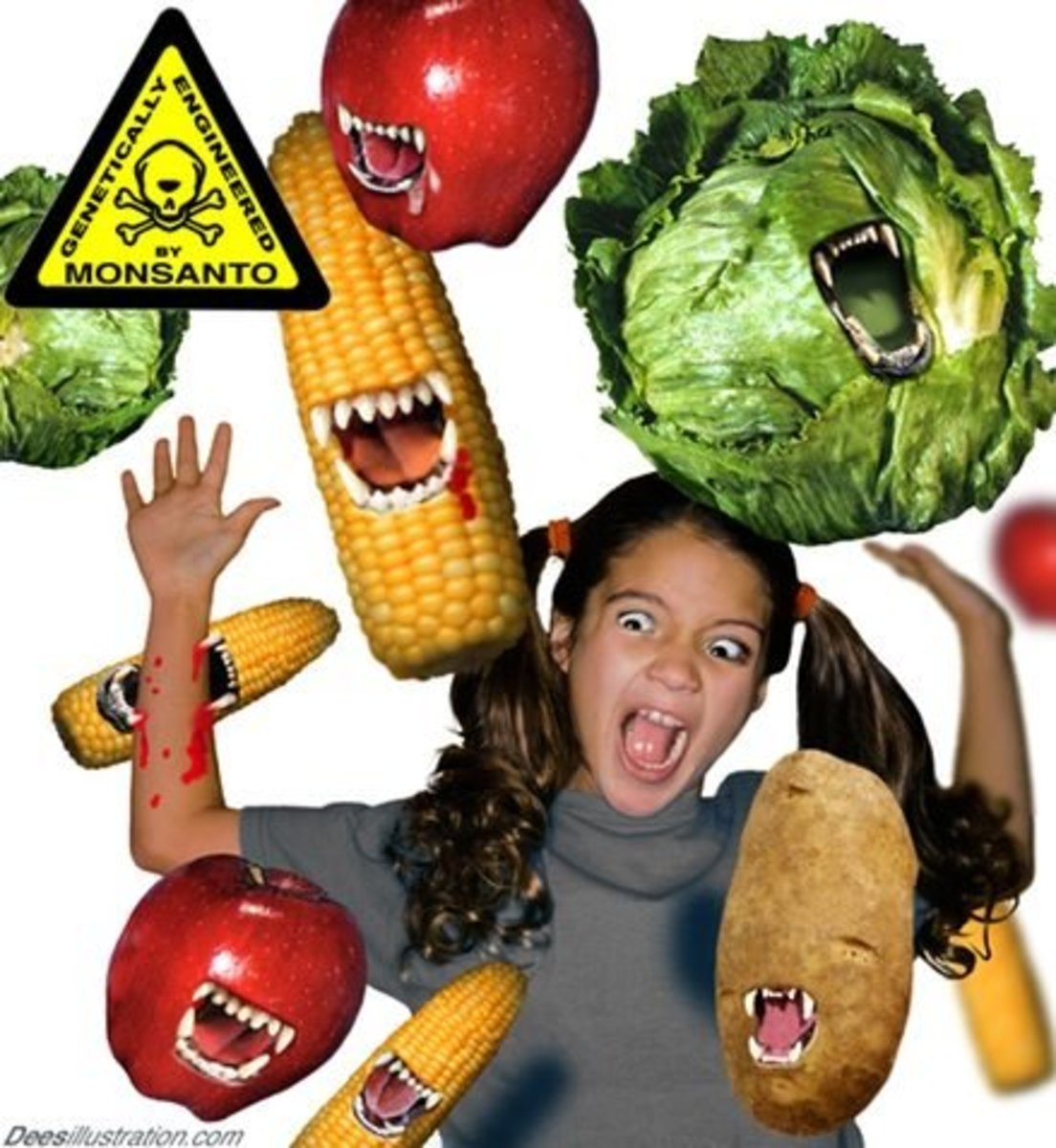 Food Inc and Genetically Modified Foods
